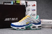 air max plus - 2016 Men s Running Shoes Max TN Shoes Men s Women Air Maxes PLUS TXT TN Running Shoes Lacing Sneakers Size