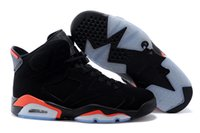 Cheap Free Shipping Best Pirate Black basketball shoes Cheap China Jordan Retro 6 Carmine Sneaker Sport Shoe,For Online hot Sale