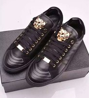 age man - Age season man PP lace up shoes High quality leather casual shoes man pp shoes