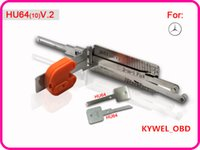 benz locks - Auto Smart HU64 V in auto pick and decoder for Mercedes Benz locksmith tool