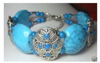 PARTEZ Cheap Exquisite Belle Tibet Argent Bracelets / Livraison gratuite