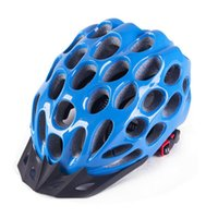 Wholesale cm Honeycomb Ajustable Cycling Helmet EPS PC Material Woman Breathable MTB Helmet Caschi Ciclismo Bicycle Safety Helmet