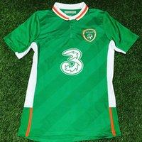 slim away - IRELAND EURO CUP SOCCER JERSEY GREEN REPUBLIC OF IRELAND HOME JERSEY WHITE IRELAND AWAY JERSEY