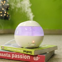 Wholesale 2016 hottest products Essential Oil Diffuser Portable Aroma Humidifier Diffuser8 Photos Cool Bottle ml new arrival ultrasonic dhl free