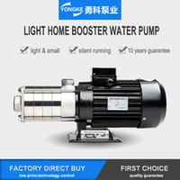 Wholesale 100 m3 h single phase phase HZ good quality stainless steel horizontal multi stage centrifugal pump water