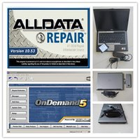 benz used car - alldata software v10 mitchell on demand installed in laptop for dell d630 hdd tb for cars and trucks ready to use
