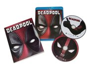 Wholesale Deadpool DVD Box Set new Latest DVDS and Hot Seller by DHL Shipping