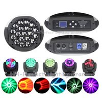 auto clay - Factory wholesales X a bee b eye clay paky w DMX rgbw in zoom led moving head wash light theatre lighting show
