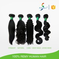 Wholesale Fashion Style Natural Wave Seditty Brazilian Unprocessed Virgin Human Hair for Black Women
