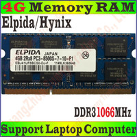 apple macbook ram - High Quality Elpida Hynix Memory RAM PC3 S g GB g GB DDR3 MHz FOR Laptop Notebook Apple MacBook PC3 No Package box
