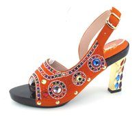 basic pump - Cherry Lady Fashion African Summer Style Woman Pumps Shoes Hot Selling Ladies High Heels Basic Shoes For Party Colors