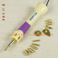 Wholesale High quality in Drilling tool diamond paste pen gun drill brass iron electriciron patchwork piecine quilting smooches tools