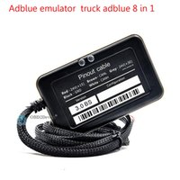 Wholesale Newest design Truck Adblue Emulator in super quality promise adblue in with Programing Adapter fast delivery