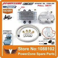 atv heat shield - Oil Cooler CG125 CG150 CG250 cc cc cc Radiator Cooling Parts Fit Motorcycle Dirt Bike ATV