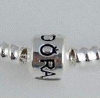 Wholesale 100PCS Crown Silver Plated Clasps Fit Snake Chain Charm Bracelets x9mm