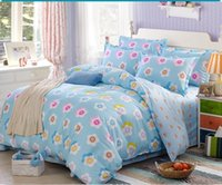 Wholesale bedding sets Cotton factory strip Country Style queen king size full twin single adult kids