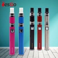 battery operated cigarette - 2016Hot disposable electronic cigarette durable to use vaporizer for wax let you smoke better and pure tast e cig batteries easy to operate