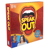 big kids table - Speak Out Game new hot game KTV party newest best selling toy with