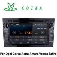auto radio opel - HD Touch Screen Quad Core Android Auto Stereo Car DVD For Opel Vauxhall Corsa Antara Astra Vectra Radio GPS Bluetooth WIFI G