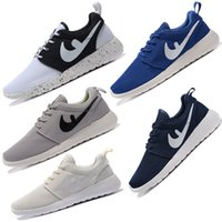art rubber bands - Classic couple breathable mesh sports men and women casual sports shoes running sport Men Women London fashion sports shoes