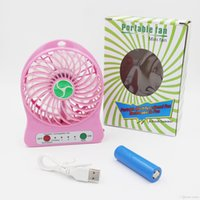 Wholesale Hot Sale Portable Palm leaf Fan Cute Mini USB Port Removable Lithium Battery Charging Desktop Small Cool Fan