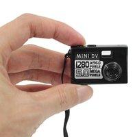 angle vision - Motion Detection Mini DV Cameras Portable Night Vision Remote Control Wide Angle HD Wifi IP Cameras RV09