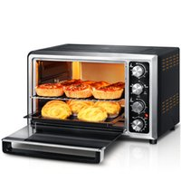 Wholesale electric oven hot air circulation under the independent temperature control for