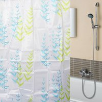 bathroom curtain shower prices - The Best Price Brand New Green Blue Grass Waterproof Bathroom Bath Shower Curtain Polyester x70 quot