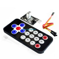 Wholesale Infrared Wireless Remote Control with Sensor Receiver Modules