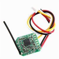 Wholesale New Circuit BoardS GHz Wireless FM Stereo Audio Video Transmitting Module A V Transmitter DVD Wireless Communication