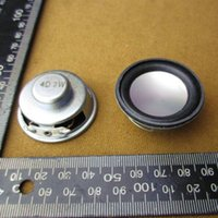 Wholesale Round Micro Speaker Diameter mm Ohm R W