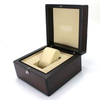 ap cards - Mens Fashion Women Ladies Wristwatch Boxes Swiss Brand Men Watch Box and Paper For AP Watches Booklet Card in English