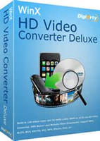 Wholesale WinX HD Video Converter Deluxe lastest version software key