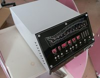 Wholesale Desktop pressotherapy equipment slim detox portable top sale pressotherapy lymph drainage machine for sale