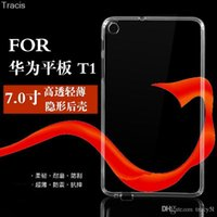 Wholesale Y L shop retails S Line Type Design Wave TPU Gel Case Cover Shell Skin for Huawei T1 U