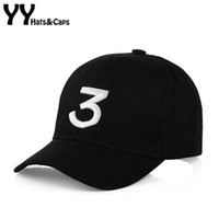 Wholesale Hip Hop Chance The Rapper Chance Cap Hat Letter Embroidery Baseball Cap Streetwear Strapback Snapback Gorras Casquette YY60556