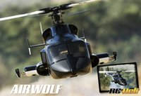 airwolf toy helicopter - Airwolf size Airwolf Scale Fuselage Bell W Retracts Parts for scale VS airwolf fuselage