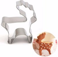 bell moulds - Christmas set Baking cookie Moulds snowflower snowman tree bell Gingerbread Man socks Baking Moulds Fast shipping JF
