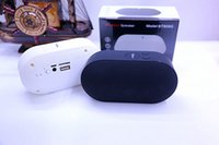Wholesale BT8080q mini bluetooth speakers support TF card radio speaker stereo Multicolor bluetooth speaker with retail package