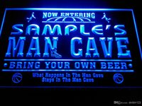 basketball signs - DZ033 b Name Personalized Custom Man Cave Basketball Bar Neon Sign