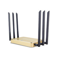 Wholesale 1200Mbps High Power Dual Band WiFi Router Comply with AC Standard for Square and Banquet Hall Applications