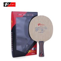 Wholesale Original Palio TT table carbon tennis blade no original box wood carbon offensive fast attack with loop pc long handle blade