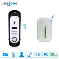 apartment building video intercom system - Mini HD MP Wifi Ip Video Door Phone Intercom Security Smart System For Home Apartment Building Video Int Remote Unlocking