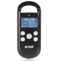 basic transmitter - 2016 LCD M Remote Control Dog Training Collar Transmitter System Electric Dog Trainer Products with Shock Levels