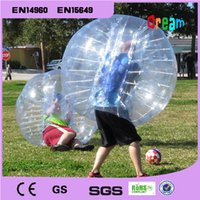 Wholesale hot sale inflatable human hamster ball bumper ball loopy ball bubble soccer ball zorb ball