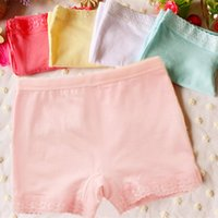 Wholesale Children Panties Lace Kids Underwear Young Child Girl Panties Cotton Comfortable Girl Underwear Kids