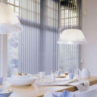 aluminum vertical blind - Vertical blinds office curtain fabric aluminum