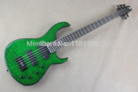 bass strings prices - Price new bass MODULUS Strings Active Pickups Bass Electric Guitar Green Water Ripple