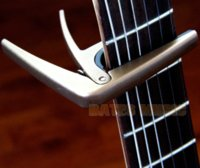 ac dimensions - AC Guitar capo High quality silicone cushion Dimension mm Random Color silver and gold