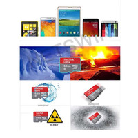 Wholesale Sell like hot cakes in the new MicroSD Micro SD SDHC C10 MB S gb TF gb gb Memory Card Support Official Verification